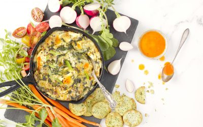 Martina's Spicy Spinach Dip